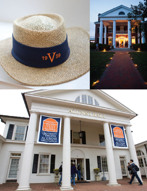 UVa Alumni Hall