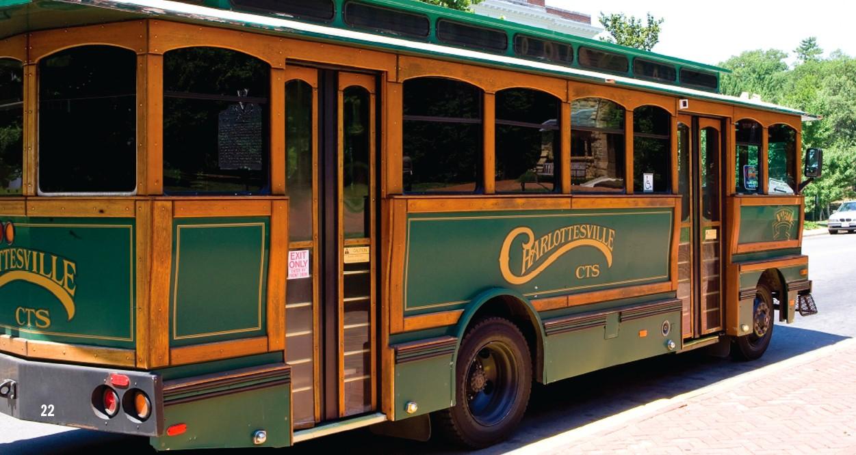Charlottesville Bus
